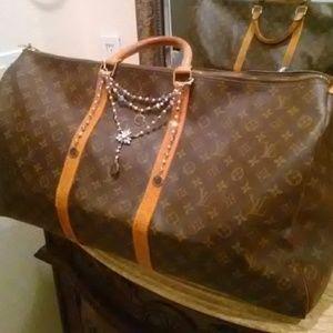 Louis Vuitton Keepal 55 Duffle Travel